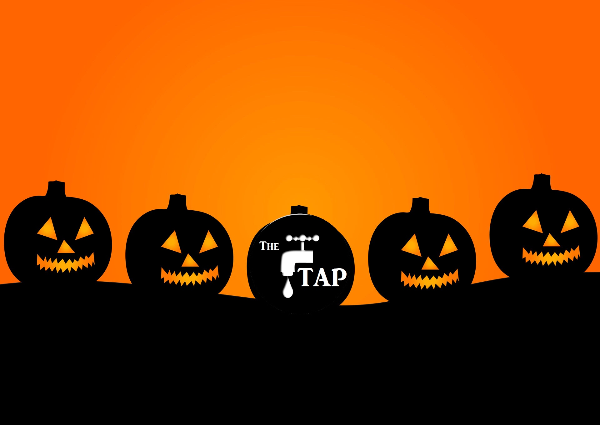 a tap halloween party st paul at woodland hills church